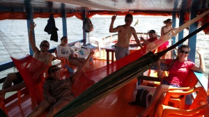 Barco Gaia